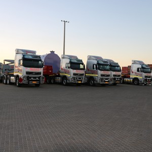Road Freight Trucks