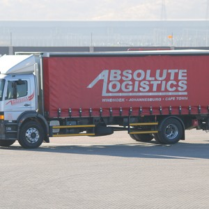 Absolute Logistics Truck