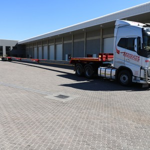 Road Freight Truck