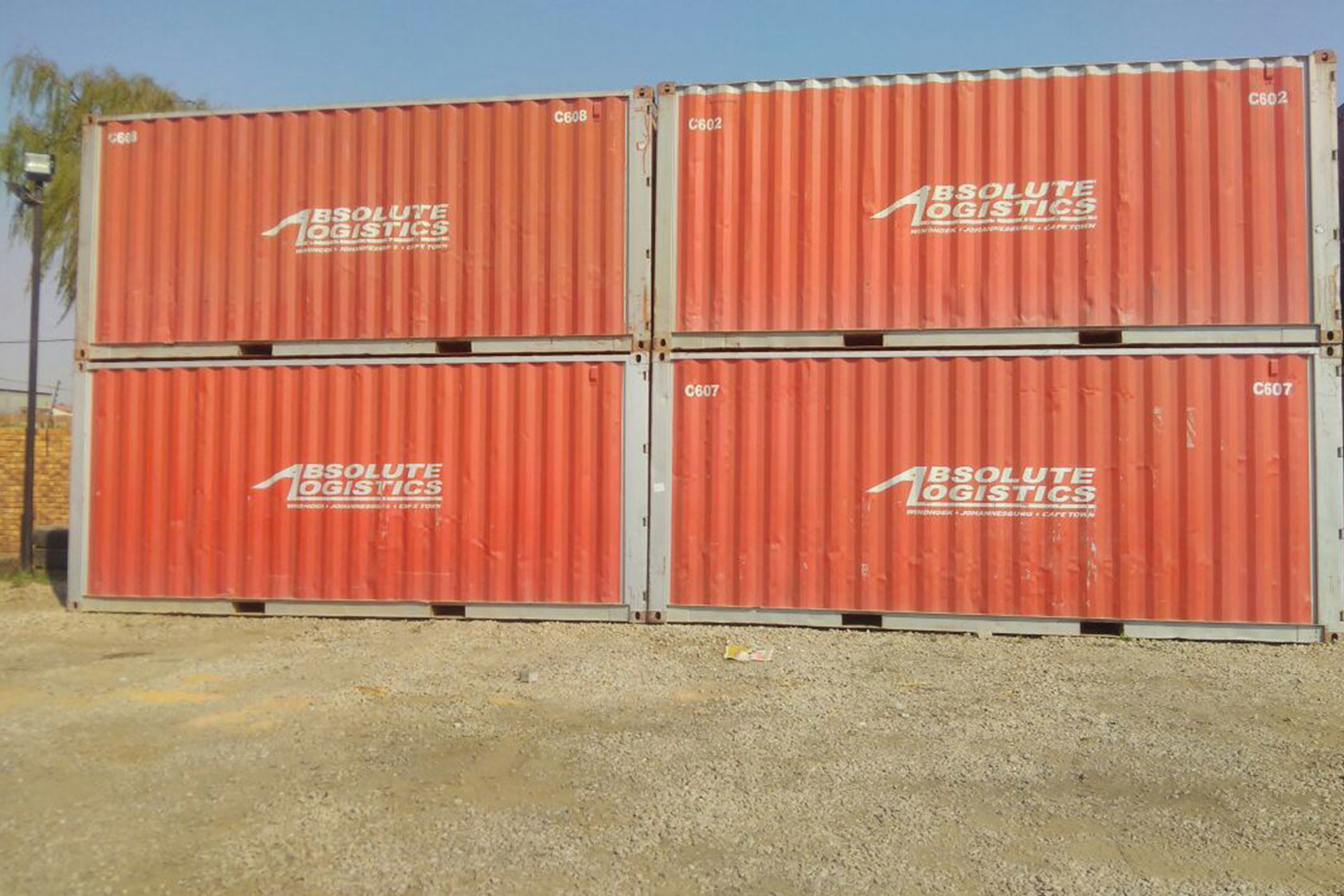 Absolute Logistics Container